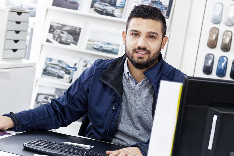 Beratung in Ihrem Hyundai Autohaus in Stemwede